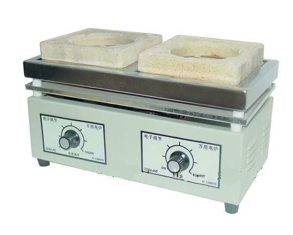 Una estufa que cocina y produce electricidad a travs de ondas