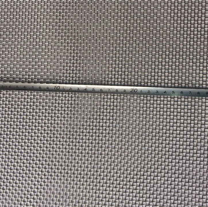 Stainless Steel Fine Mesh Screen/Stainless Steel Security Window Screen Mesh/Micron Stainless Steel Mesh Filters