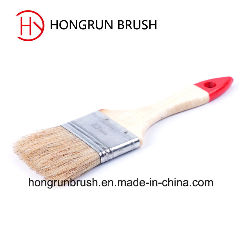 Wooden Handle Paint Brush (HYW029)