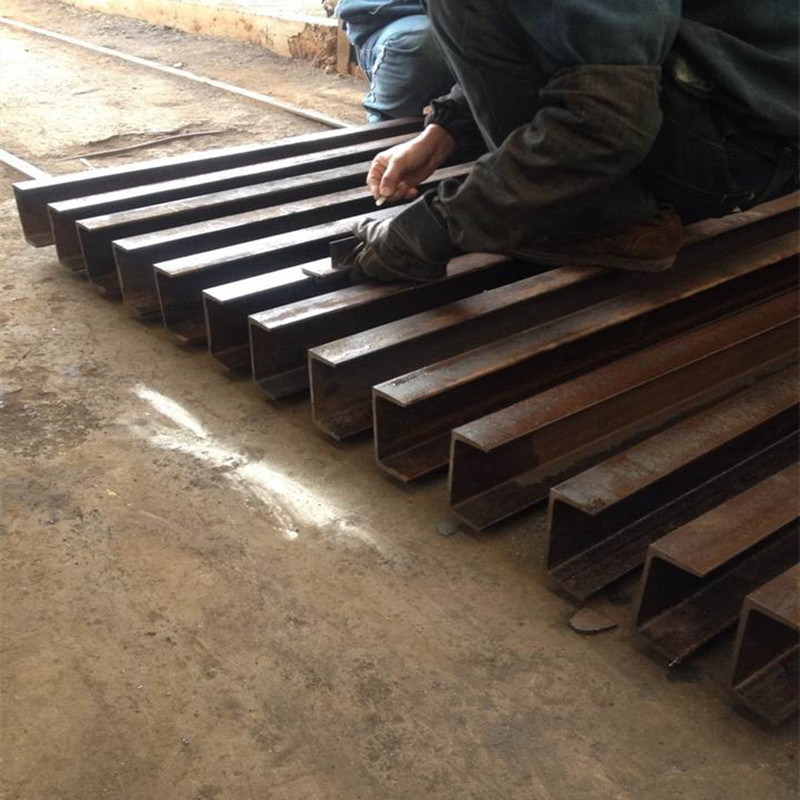 Hot Rolled Taper Flange Channel Use as Structure Steel