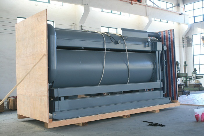 Steam-Operated Double Effect Absorption Chiller
