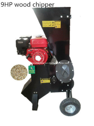 2017 Popular 9HP Chipper Shredder