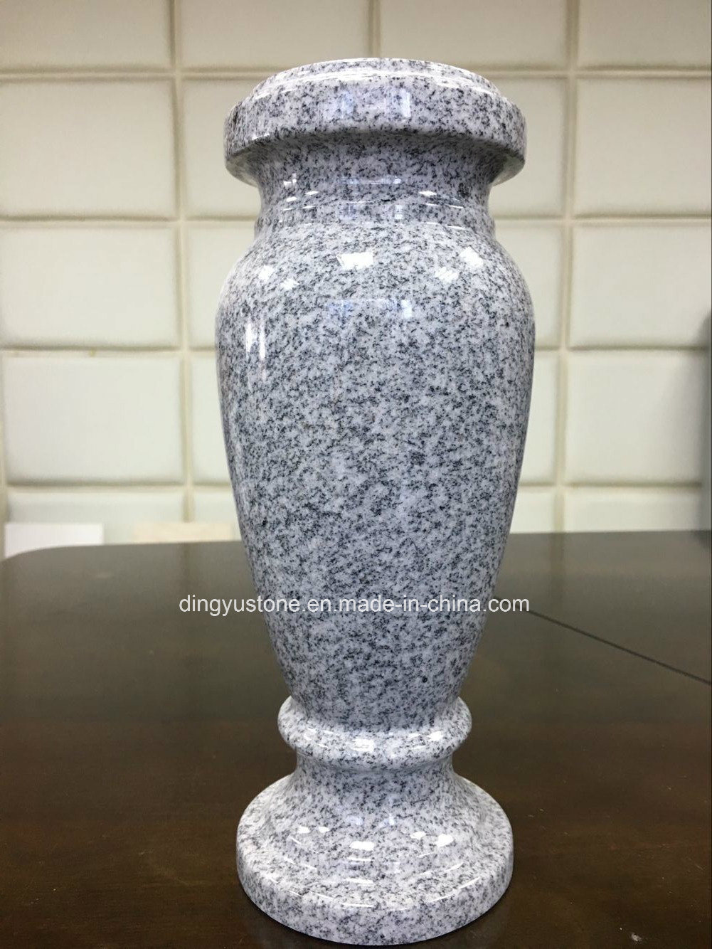 Natural Granite, Marble, Onxy Memorial Vases, Funeral Products