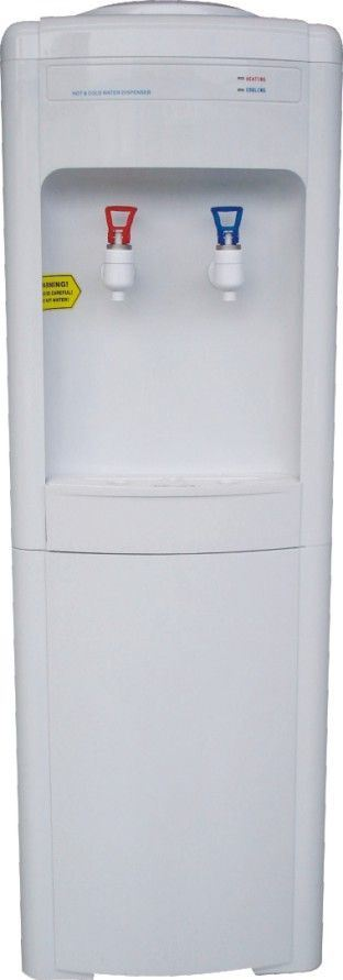 Classic Standing Hot and Cold Water Dispenser