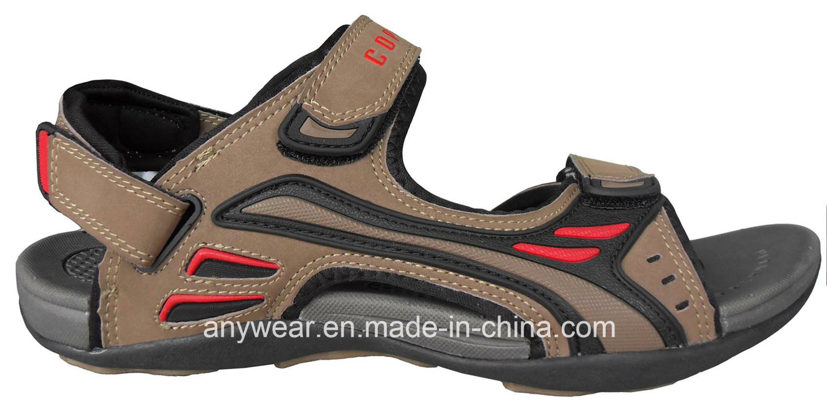 Men Sports Shoes Beach Sandals (815-3196)