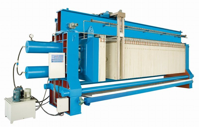 China Zhengpu Dibo Quick Open Automatic Membrane Filter