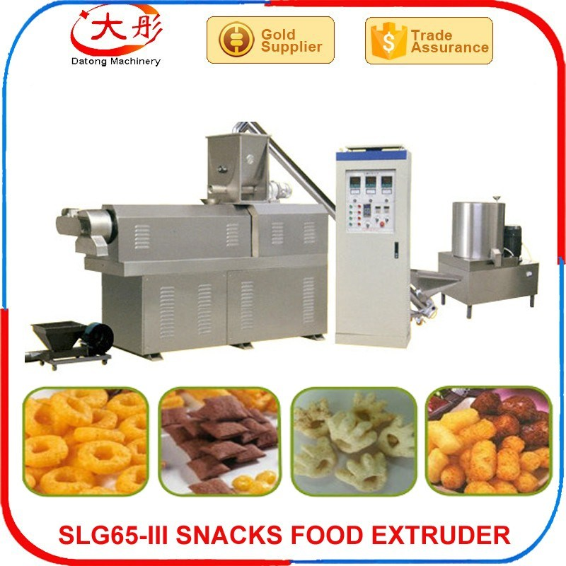 Corn Snacks Food Production Machinery