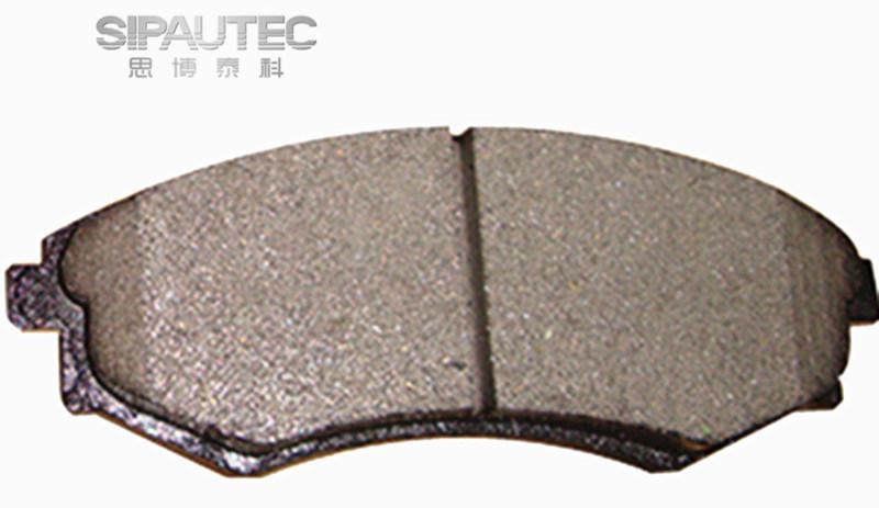 Wholesale Auto Parts Brake Pad (D700) for Hyundai/Nissan