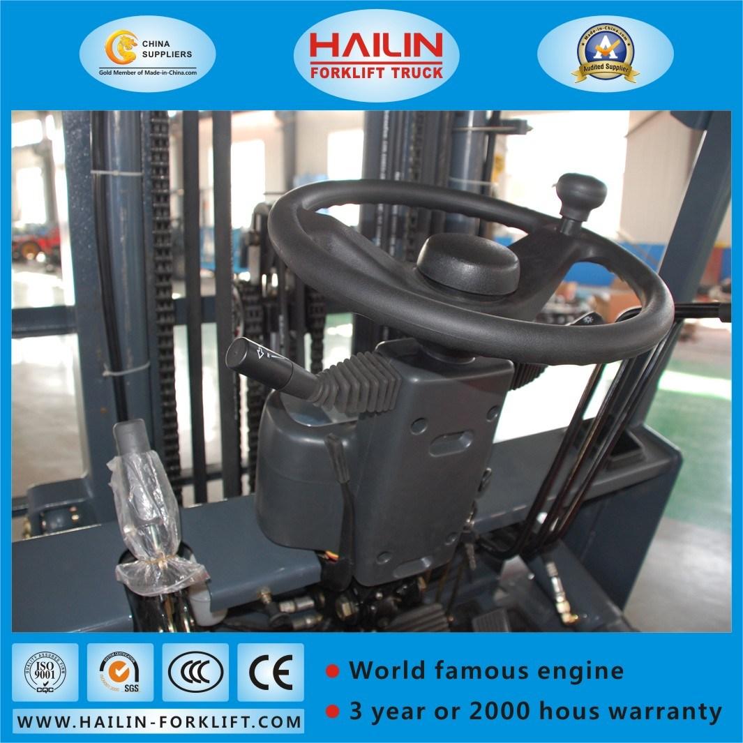 LPG Forklift Truck (Nissan engine, 1.5Ton)