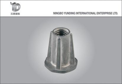 Zinc Alloy Precast Concrete Insert/ Anchor High Quality