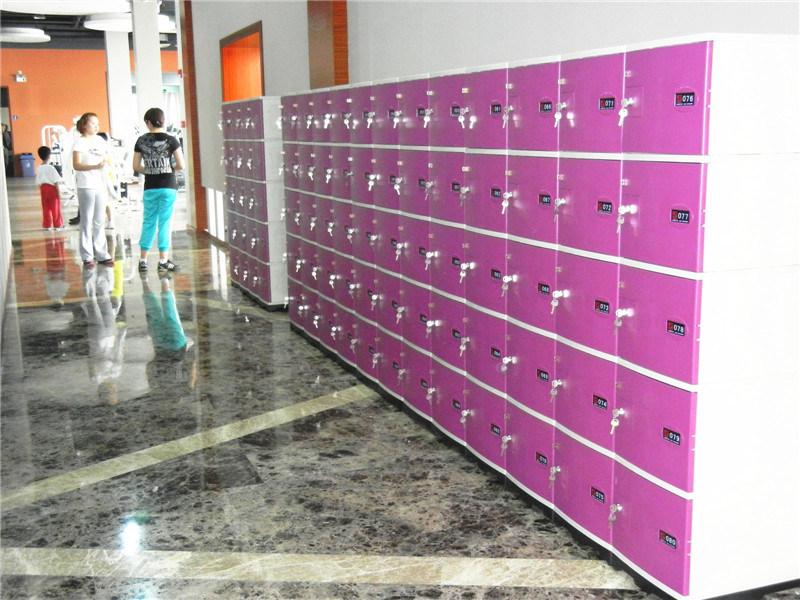 5 Door Each Column Storage Locker for School or Public Place