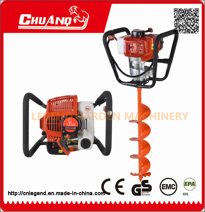 Mini Post Hold Digger Handheld Drilling Machine