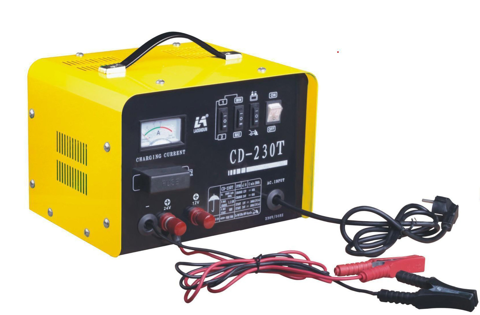 China Car Battery Charger Amp Booster Cd 230t China Car