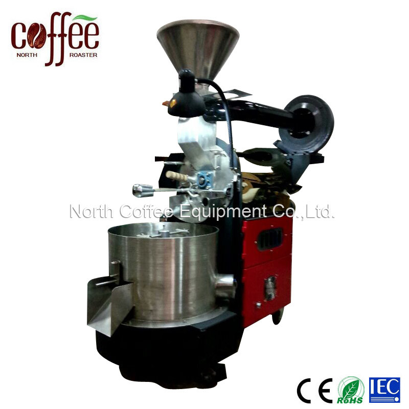 6kg Commercial Coffee Roaster/6kg LPG Propane Coffee Roaster