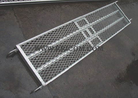 Hot DIP Galvanized Scaffold Footboard/ Steel Planks for Formwork