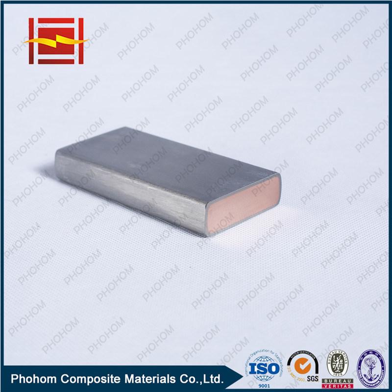 Titanium Cooper Cladding Bimetallic Electrode Rod