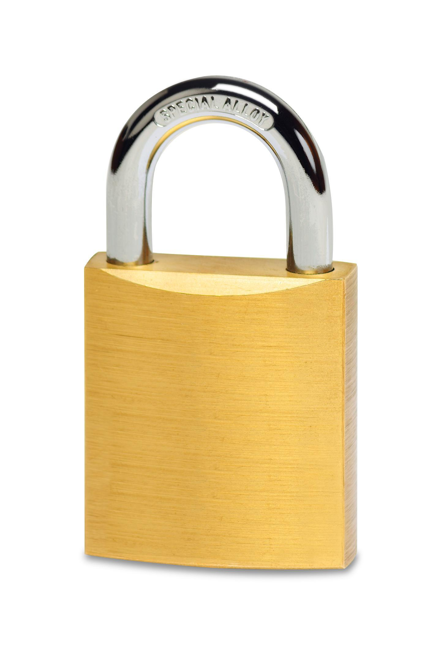 Electronic Padlock for Industrial Application