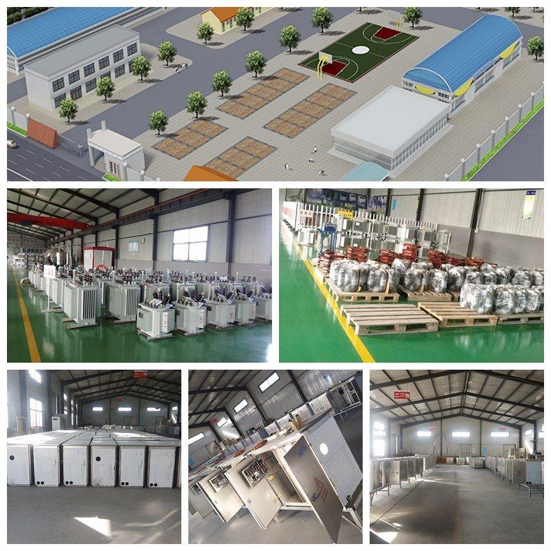 Scb10 Scb11 Scbh15 Three-Phase Epoxy Casting Resin Upgrading Dry-Type Power/Distribution Transformer