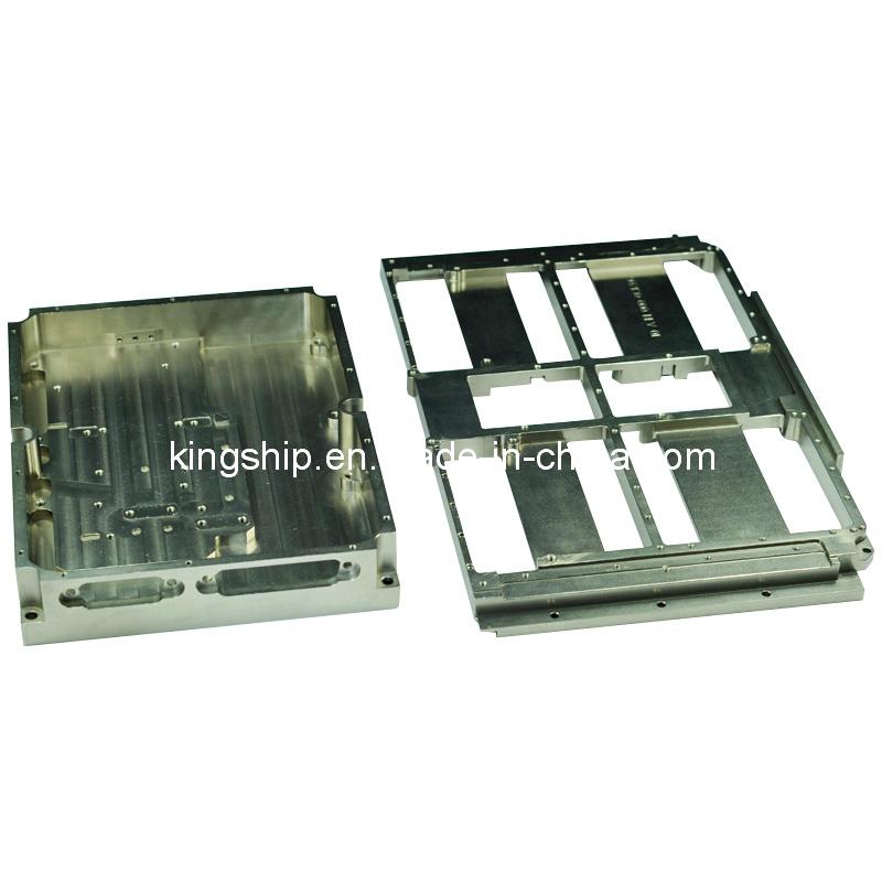 Aluminum High Precision CNC Machining (Housing)
