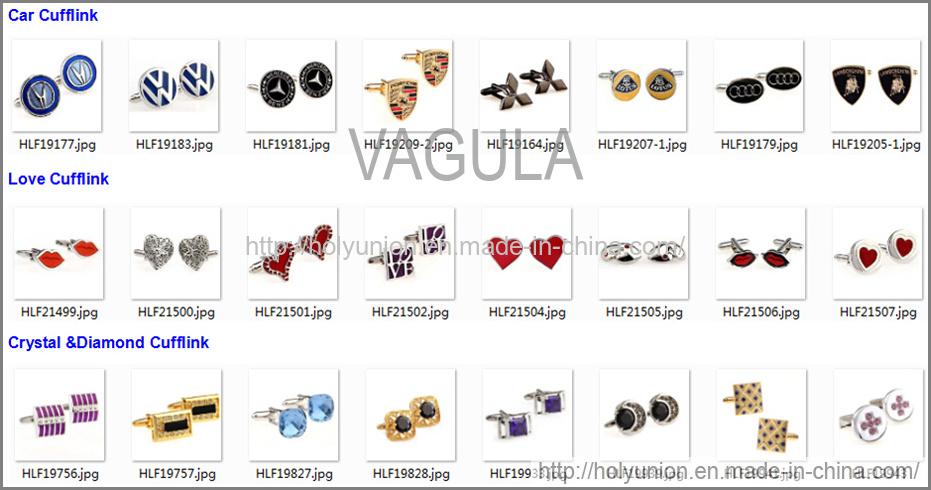 VAGULA Cuff Links Designer Cufflink (Hlk31607)