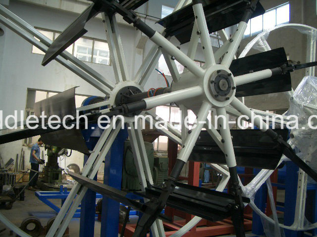 HDPE/PPR/PVC Big Diameter Plastic Pipe Winder Mt20-110