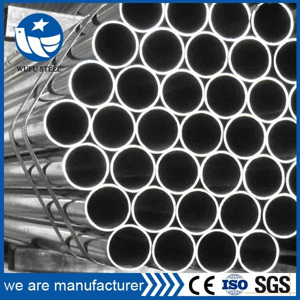High Performance Q195/Q235/Q345 Pipe for Furniture Manufacturer in China