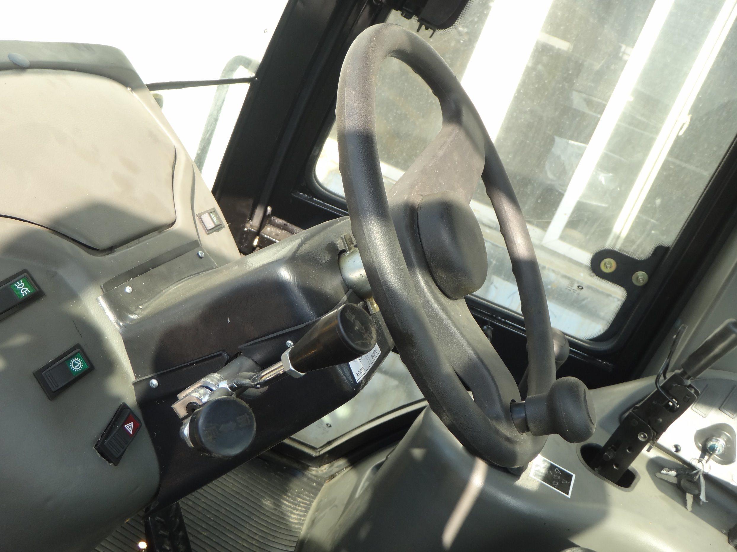 Backhoe Wz30-25 Wheel Loader Yineng
