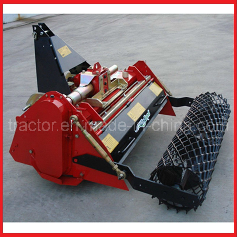 how to use cultivator tractor