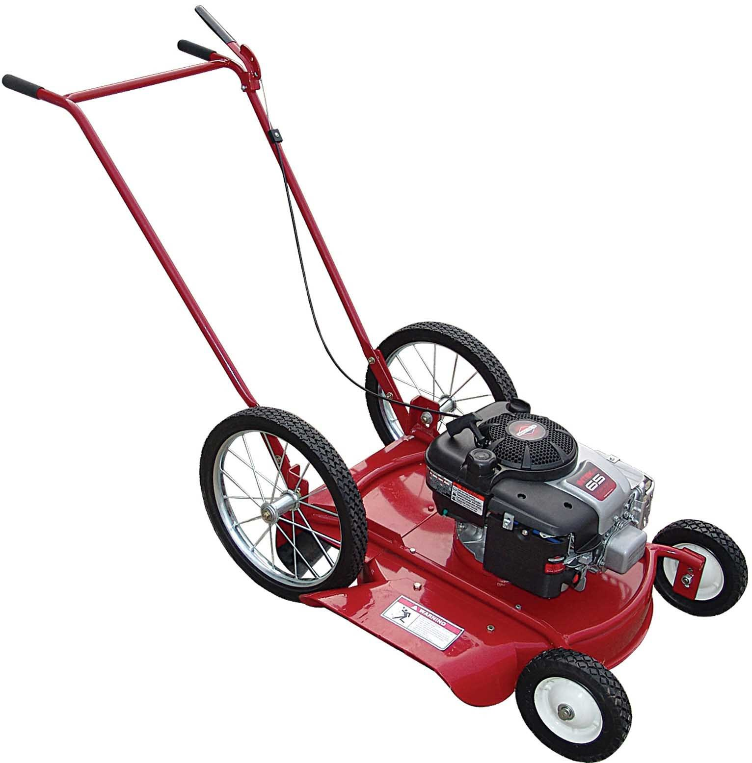 how to fix a briggs & stratton lawn mower