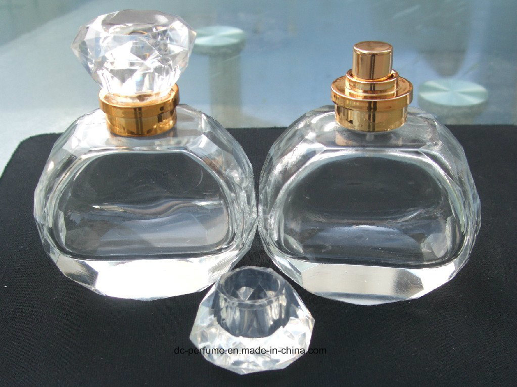 Perfume Glass Bottle for Male with Perfume Wholesale Price