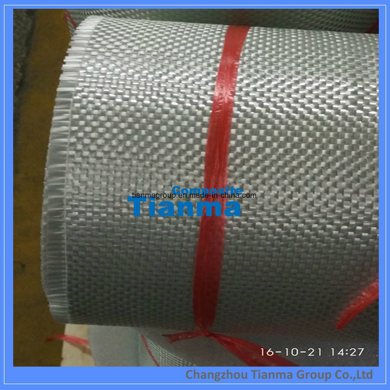 Fiberglass Fabric Glassfiber Woven Roving for FRP Sea FRP Boat Pipe Auto Part