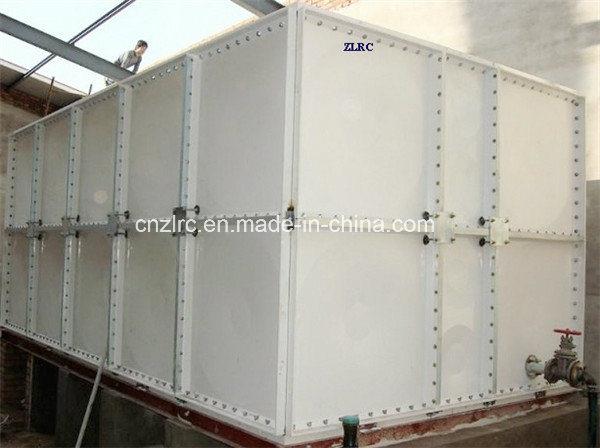 FRP Tank GRP Rain Water Tank Container Fish Tank SMC RO Water Storage Tank