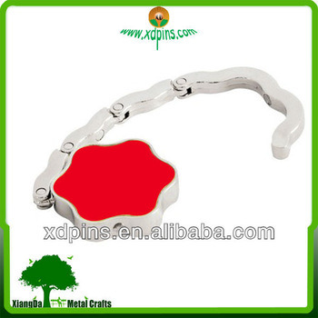 2014 Fashion Bag Hanger Custom Matal Bag Hanger