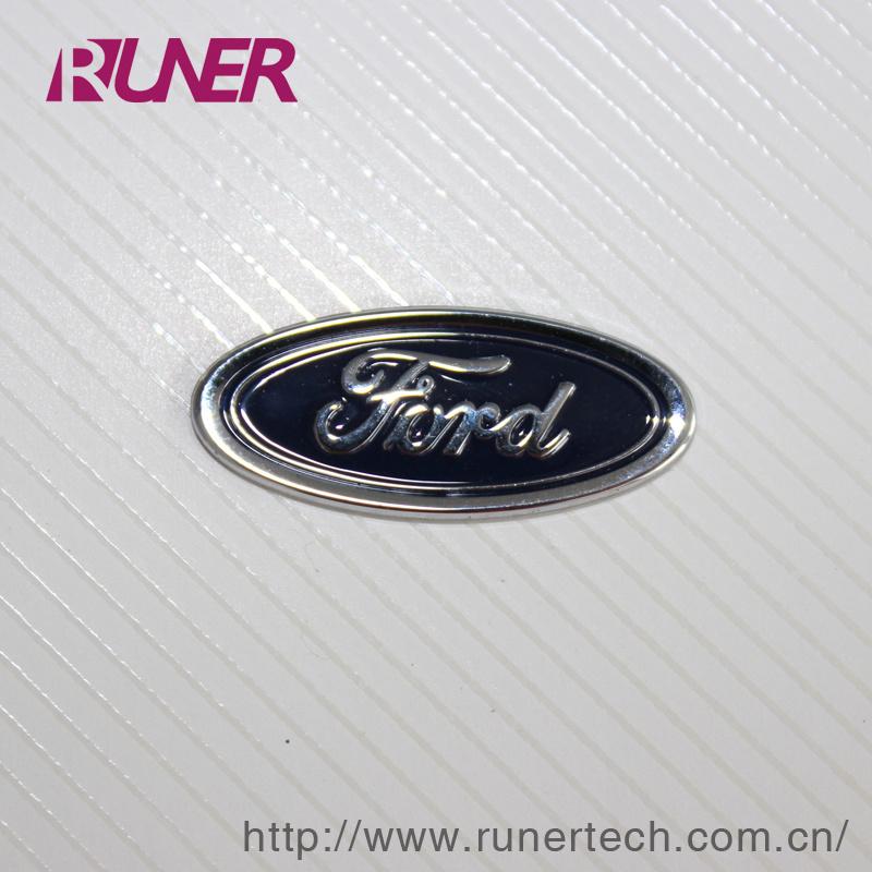 Standard Electroformed Metal Auto Logo Electroforming