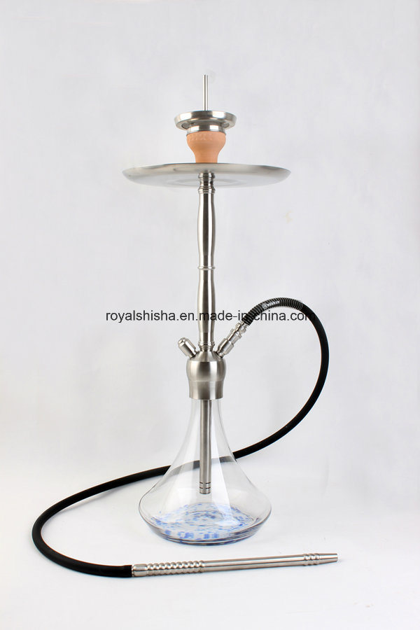 2016 New Design High End Germany Stainless Steel Shisha Hookah