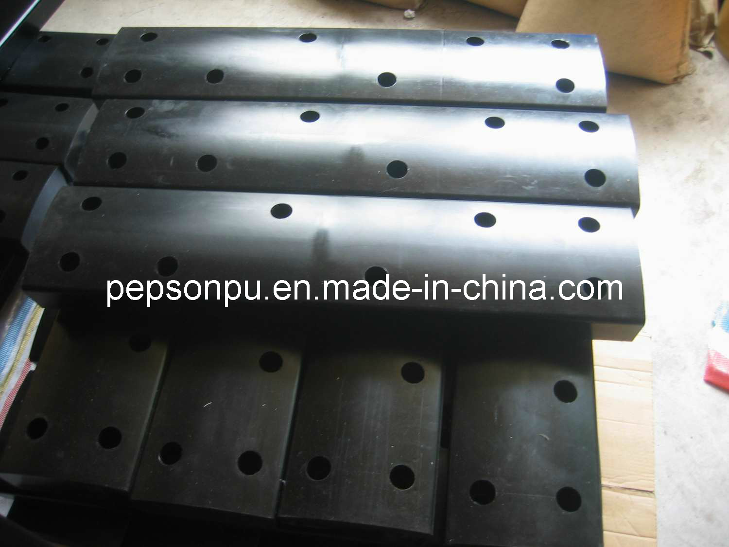 PU Safety Barrier for Boat Protection