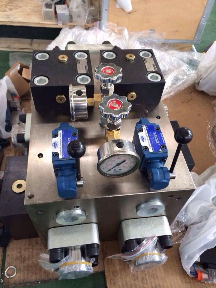 Custom-Made Hydraulic Power Unit (Hydraulic Power Pack) for Heavy Industry