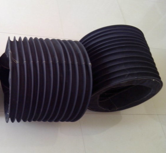 Guide Screw Protective Cover for Machine Tool