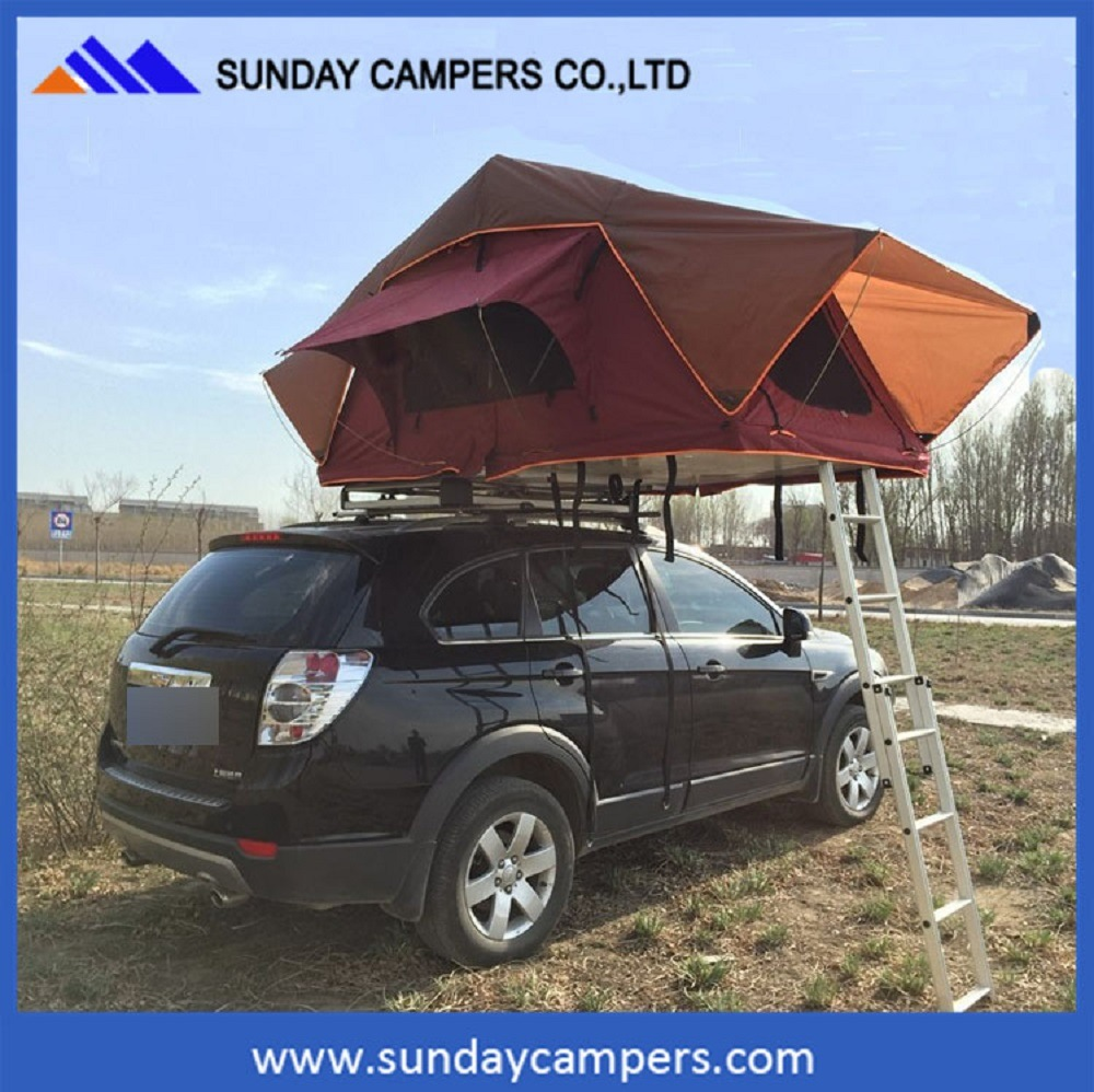 Air Conditioner Camping Offroad Outdoor Pop up RV Car Tent