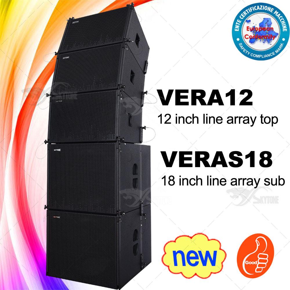 Guangzhou PRO Audio Supplier Skytone Vera12 Line Array System DJ Equipment