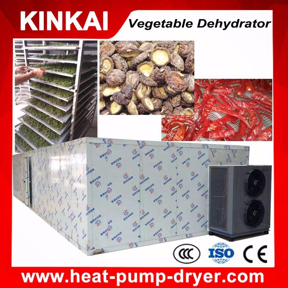 Hot Air Circulating Dehumidify Vegetable Dryer