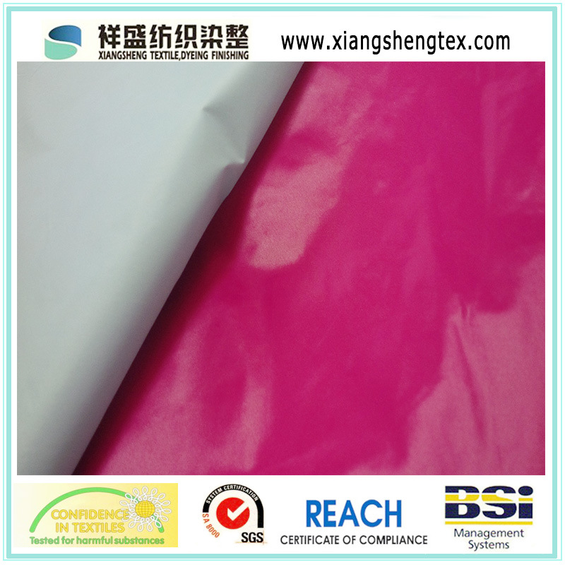 Downproof Nylon Taffeta Fabric for Down Garment