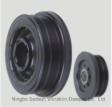 Torsional Vibration Damper / Crankshaft Pulley for BMW 11238511371