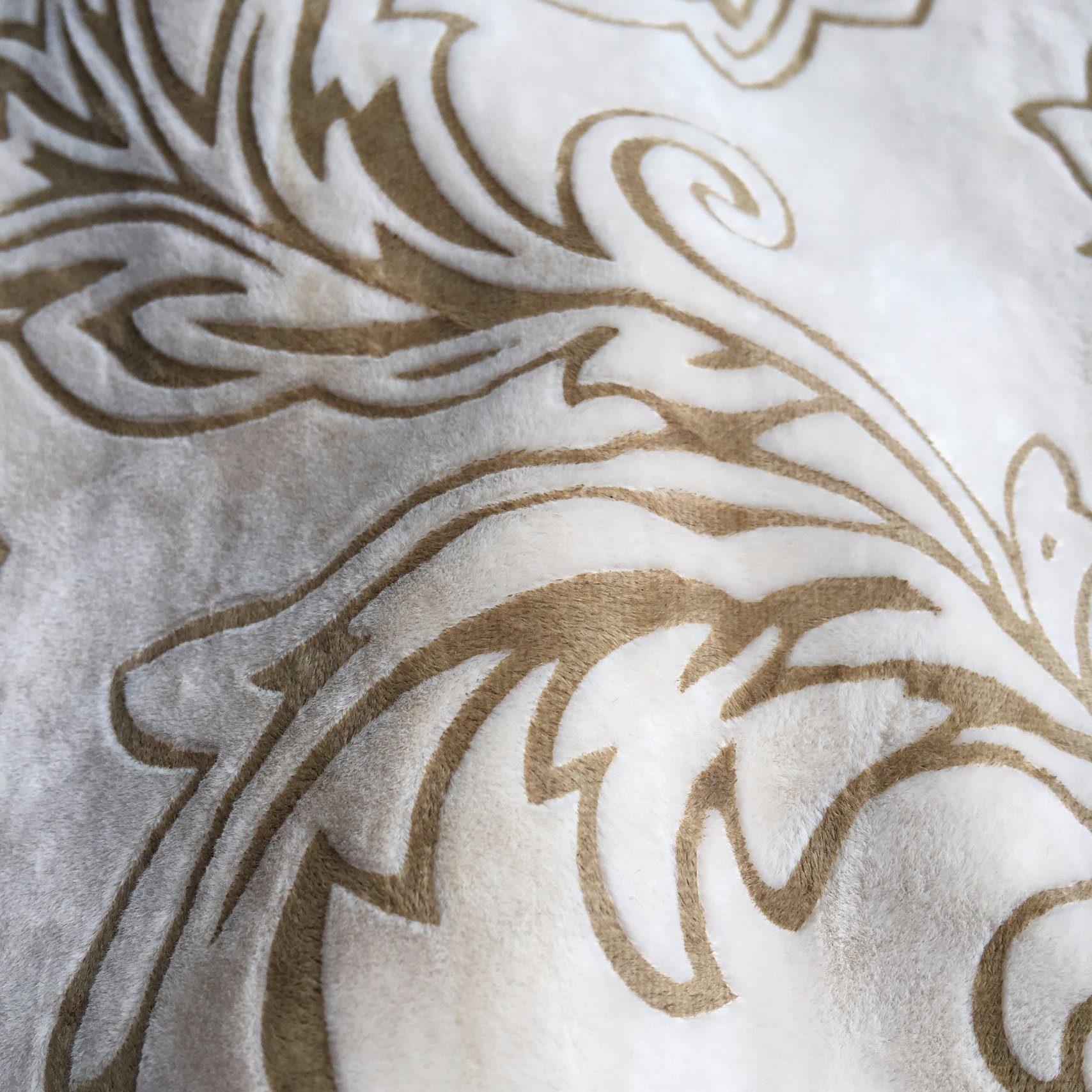 Double Flocked Fabric Made of 100%Nylon (J020)