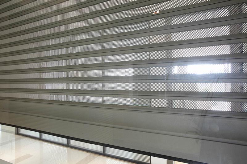 Superior Perforated Rolling Door, Shop Front Roll Up Door