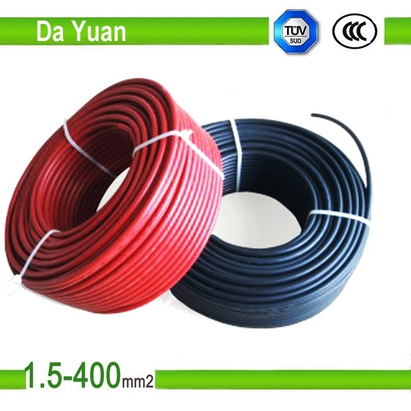XLPE Insulated PVC Sheathed PV Solar Cable