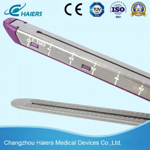 Articulating Endoscopic Linear Cutter Stapler