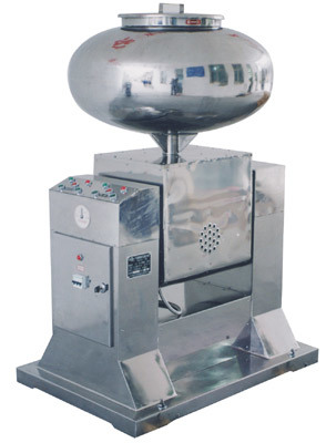 Stainless Steel Pharmaceutical Soft Capsule Polishing Machine