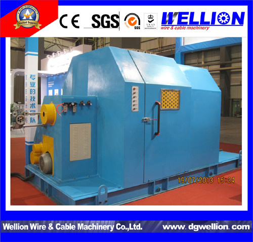 China Wire Cable Double Twist Stranding Machine - China Double Twist ...
