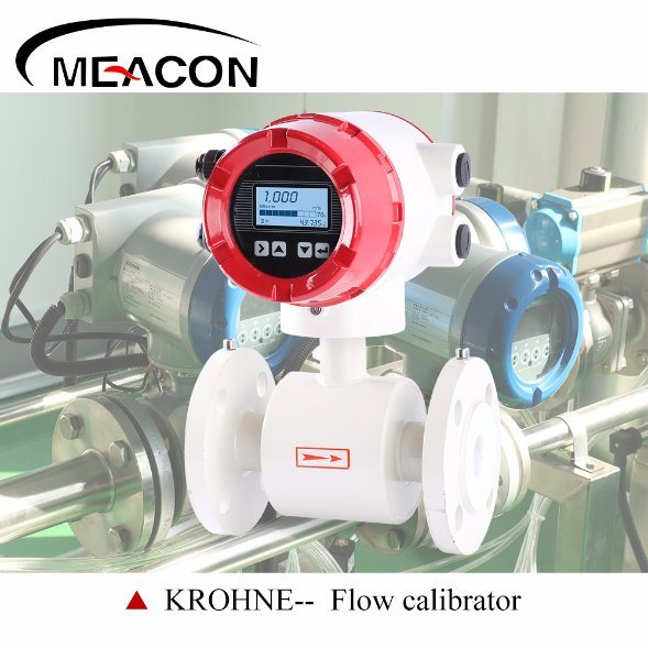 High Accuracy Intelligent Electromagnetic Flow Meter